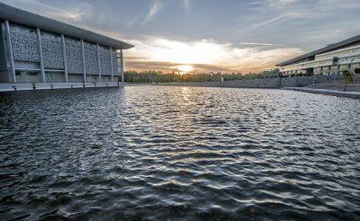 AIMST-University-Reflection-Pond