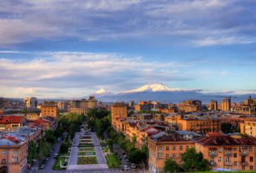 yerevan_from_cascades_ararat